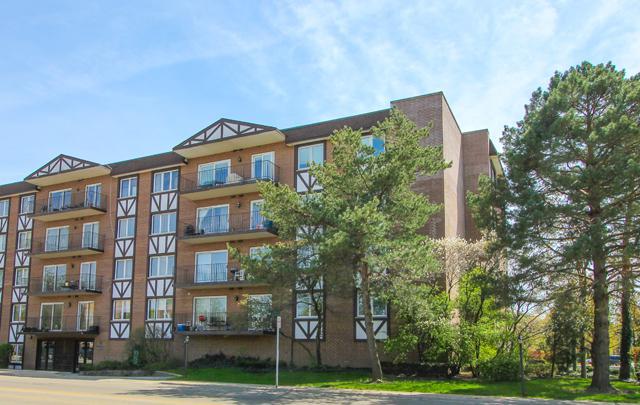 5935 Lincoln Avenue #404, Morton Grove, IL 60053 (MLS #09757275) :: Helen Oliveri Real Estate
