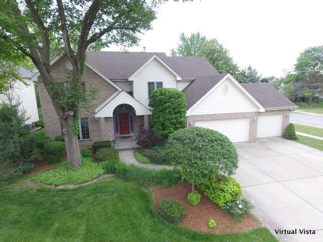 1397 Urban Drive, Darien, IL 60561 (MLS #09757294) :: Domain Realty