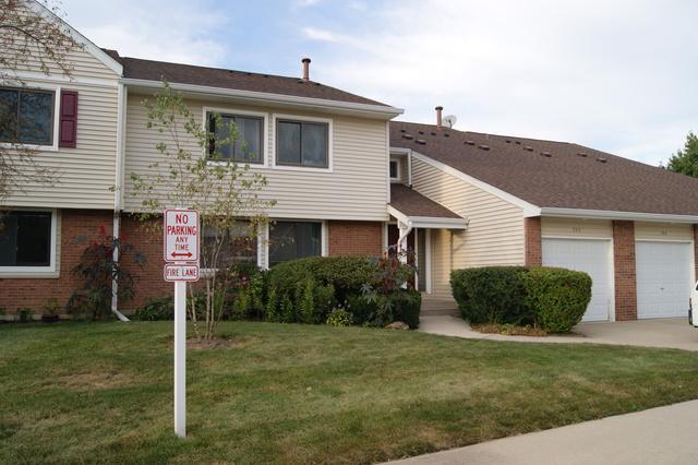 102 Autumn Court #102, Buffalo Grove, IL 60089 (MLS #09757397) :: Helen Oliveri Real Estate