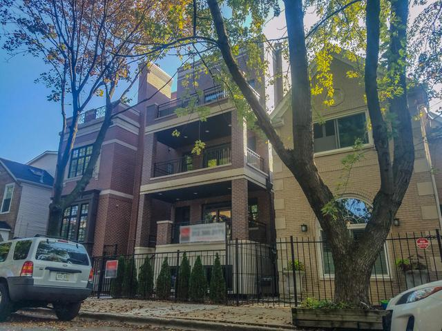 2307 N Greenview Avenue #1, Chicago, IL 60614 (MLS #09757424) :: Property Consultants Realty