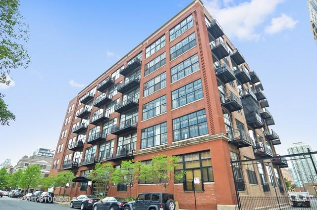 525 W Superior Street #321, Chicago, IL 60654 (MLS #09757433) :: Property Consultants Realty