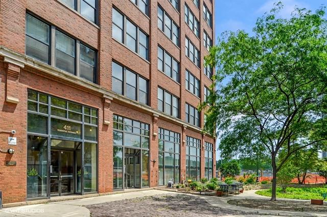 411 S Sangamon Street 7C, Chicago, IL 60607 (MLS #09757533) :: Property Consultants Realty