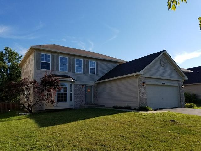 404 Rachel Circle, Romeoville, IL 60446 (MLS #09757536) :: The Wexler Group at Keller Williams Preferred Realty