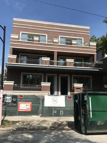 1542 W Wolfram Street #2, Chicago, IL 60657 (MLS #09757625) :: Property Consultants Realty