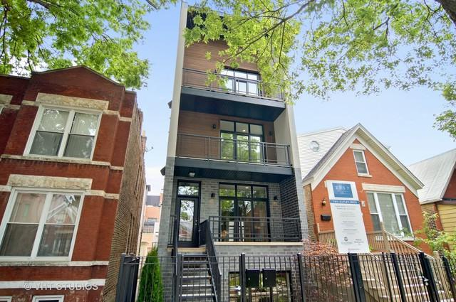 2157 N Claremont Avenue #1, Chicago, IL 60647 (MLS #09757631) :: Property Consultants Realty