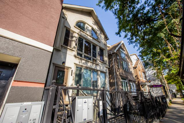 2502 N Ashland Avenue #2, Chicago, IL 60614 (MLS #09757657) :: Property Consultants Realty