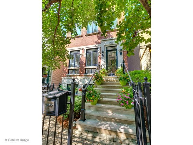2720 N Bosworth Avenue, Chicago, IL 60614 (MLS #09757703) :: Property Consultants Realty