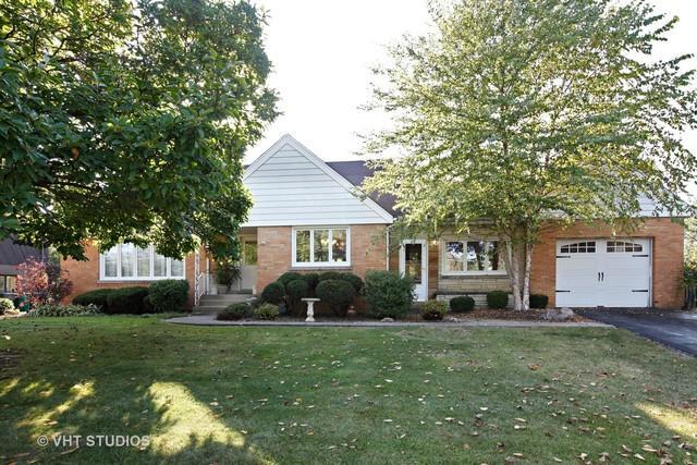 11990 Hillcrest Drive, Lemont, IL 60439 (MLS #09757750) :: The Wexler Group at Keller Williams Preferred Realty