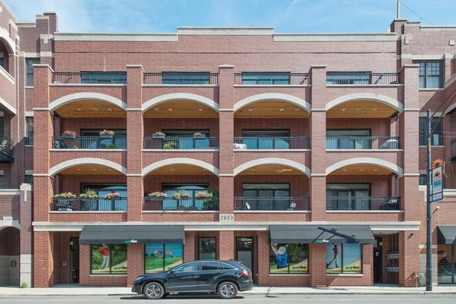 2853 N Halsted Street #303, Chicago, IL 60657 (MLS #09757780) :: Property Consultants Realty