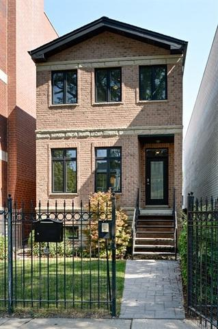 1743 N Artesian Avenue, Chicago, IL 60647 (MLS #09757816) :: Property Consultants Realty