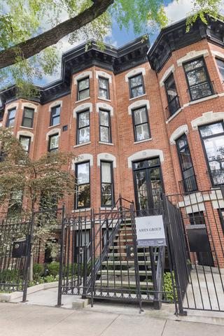 315 W Wisconsin Street, Chicago, IL 60614 (MLS #09757922) :: Property Consultants Realty