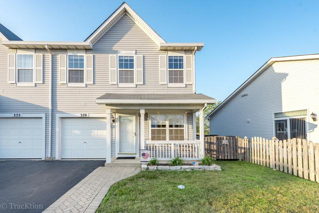 370 Richmond Drive, Romeoville, IL 60446 (MLS #09758009) :: The Wexler Group at Keller Williams Preferred Realty