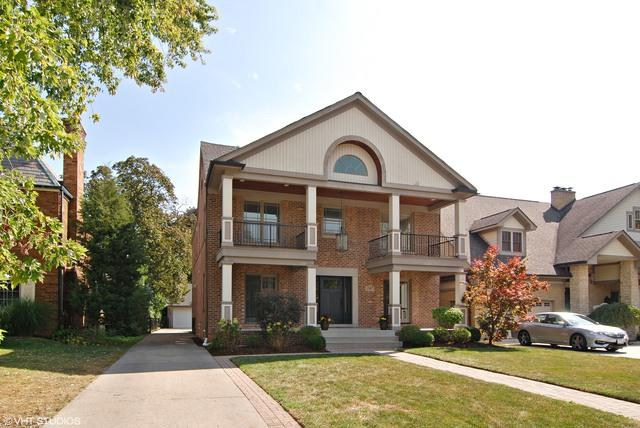 1307 Ashland Avenue, River Forest, IL 60305 (MLS #09758035) :: Property Consultants Realty