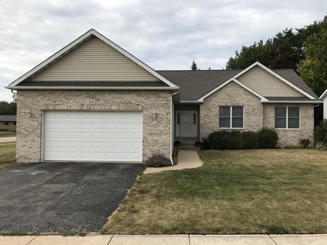 303 Serenity Lane, Dekalb, IL 60115 (MLS #09758041) :: Property Consultants Realty