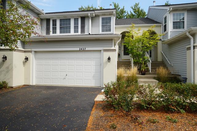 2427 Palazzo Drive, Buffalo Grove, IL 60089 (MLS #09758097) :: Helen Oliveri Real Estate