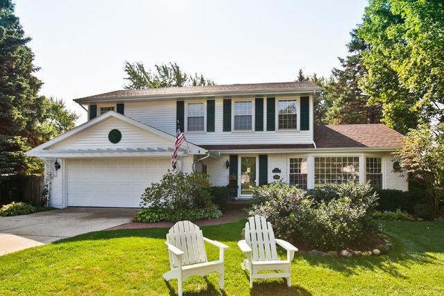 902 Dawes Street, Libertyville, IL 60048 (MLS #09758161) :: Helen Oliveri Real Estate
