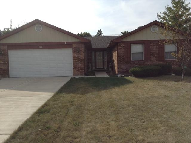 1474 Huntleigh Court, Wheaton, IL 60189 (MLS #09758162) :: The Wexler Group at Keller Williams Preferred Realty