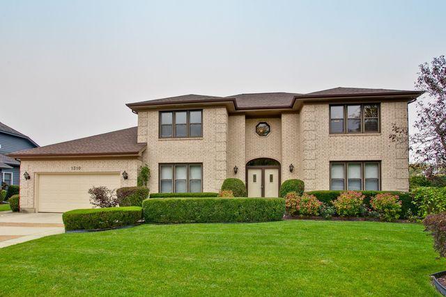 1310 Whitney Lane, Buffalo Grove, IL 60089 (MLS #09758250) :: Helen Oliveri Real Estate