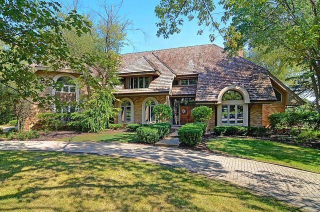 8472 Arrowhead Farm Drive, Burr Ridge, IL 60527 (MLS #09758273) :: The Wexler Group at Keller Williams Preferred Realty