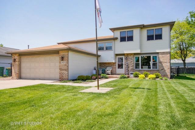 1625 Connor Street, Lockport, IL 60441 (MLS #09758293) :: The Wexler Group at Keller Williams Preferred Realty