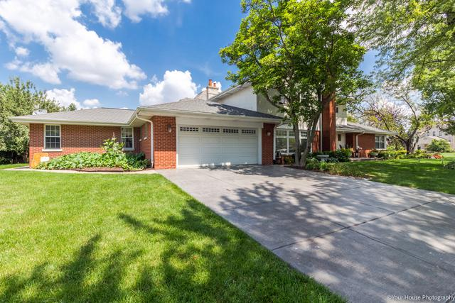 5244 Lawn Avenue, Western Springs, IL 60558 (MLS #09758310) :: The Wexler Group at Keller Williams Preferred Realty