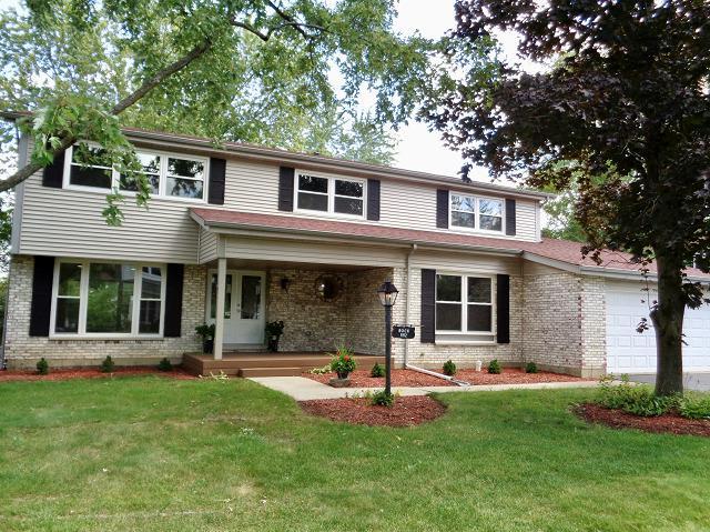 992 Hampton Park, Barrington, IL 60010 (MLS #09758407) :: Helen Oliveri Real Estate