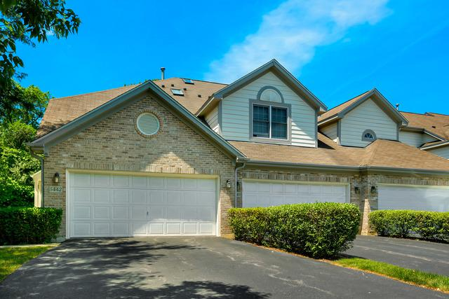 5440 Ashbrook Place #5440, Downers Grove, IL 60515 (MLS #09758411) :: The Wexler Group at Keller Williams Preferred Realty