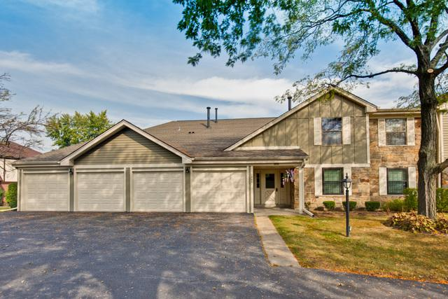 1542 Heather Court A1, Wheeling, IL 60090 (MLS #09758428) :: Helen Oliveri Real Estate