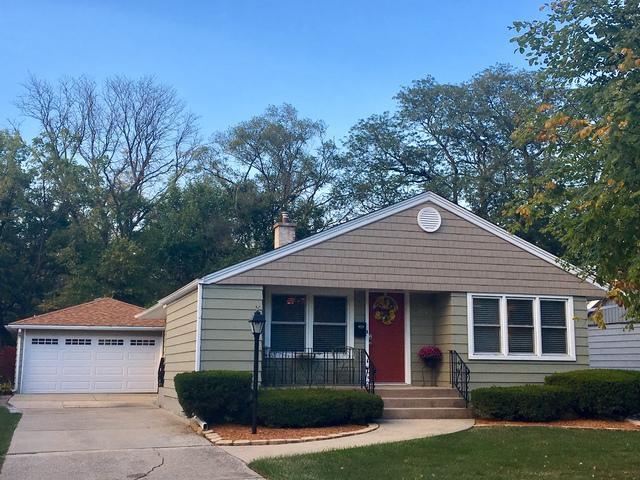 1426 Ridge Road, Homewood, IL 60430 (MLS #09758452) :: The Wexler Group at Keller Williams Preferred Realty