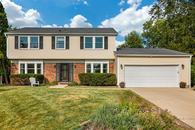 1085 Parker Lane, Buffalo Grove, IL 60089 (MLS #09758461) :: Helen Oliveri Real Estate