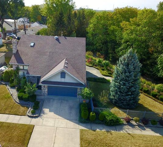 9546 Nottingham Avenue, Oak Lawn, IL 60453 (MLS #09758508) :: The Wexler Group at Keller Williams Preferred Realty