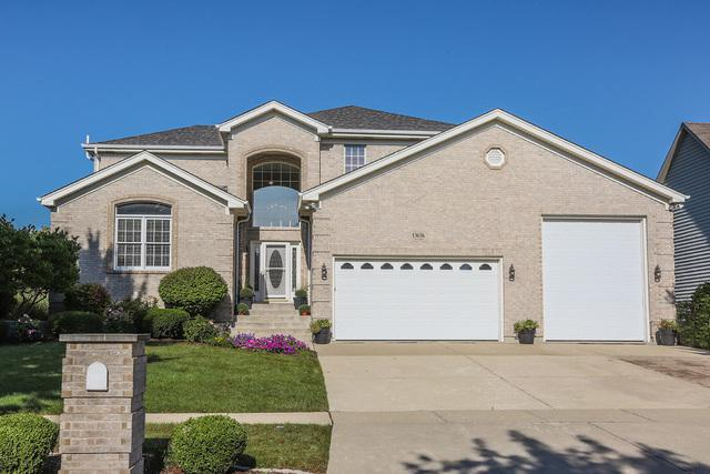 13636 Capista Drive, Plainfield, IL 60544 (MLS #09758581) :: The Wexler Group at Keller Williams Preferred Realty
