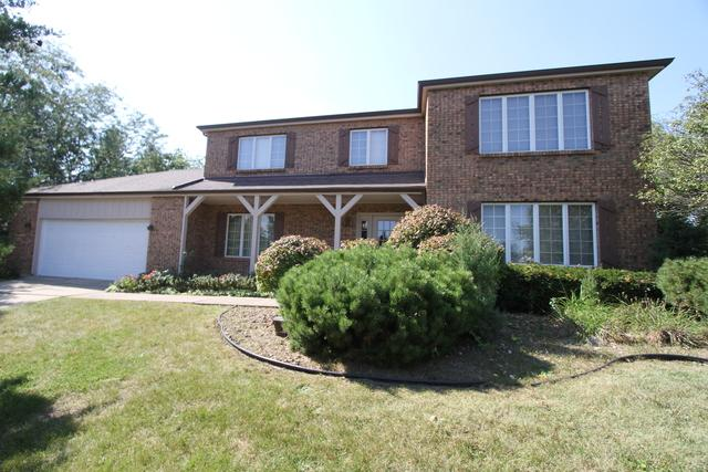 17708 S Mccarron Road, Homer Glen, IL 60491 (MLS #09758681) :: The Wexler Group at Keller Williams Preferred Realty