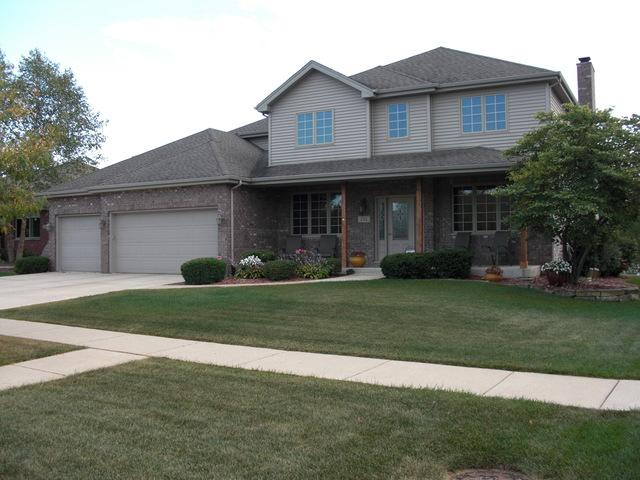 2512 Bluestone Bay Drive, New Lenox, IL 60451 (MLS #09758765) :: The Wexler Group at Keller Williams Preferred Realty
