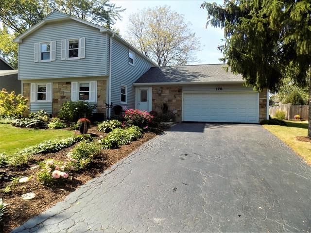 176 Stonegate Road, Buffalo Grove, IL 60089 (MLS #09758811) :: Helen Oliveri Real Estate