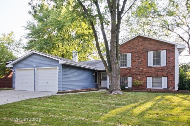 144 Tamarack Drive, Bolingbrook, IL 60440 (MLS #09758945) :: The Wexler Group at Keller Williams Preferred Realty