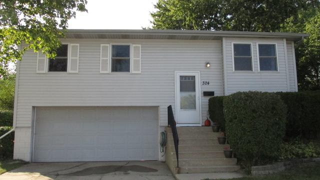 324 Eaton Avenue, Romeoville, IL 60446 (MLS #09758966) :: The Wexler Group at Keller Williams Preferred Realty
