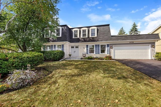 1478 Mccormick Place, Wheaton, IL 60189 (MLS #09759012) :: The Wexler Group at Keller Williams Preferred Realty