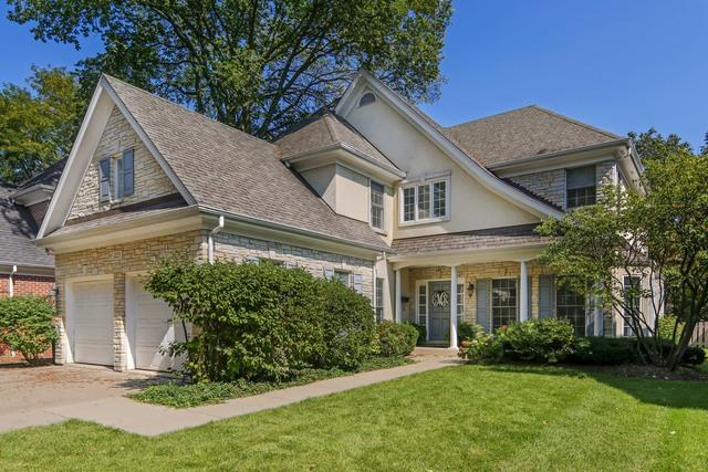223 Justina Street, Hinsdale, IL 60521 (MLS #09759030) :: The Wexler Group at Keller Williams Preferred Realty