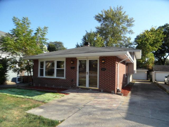 319 5th Street, Downers Grove, IL 60515 (MLS #09759053) :: The Wexler Group at Keller Williams Preferred Realty