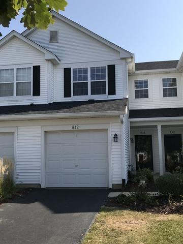832 Genesee Drive #832, Naperville, IL 60563 (MLS #09759144) :: The Wexler Group at Keller Williams Preferred Realty