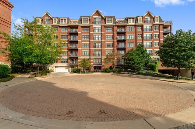 255 E Liberty Drive #606, Wheaton, IL 60187 (MLS #09759145) :: The Wexler Group at Keller Williams Preferred Realty