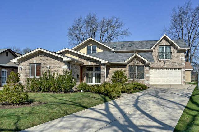 7510 Davis Street, Morton Grove, IL 60053 (MLS #09759155) :: Helen Oliveri Real Estate