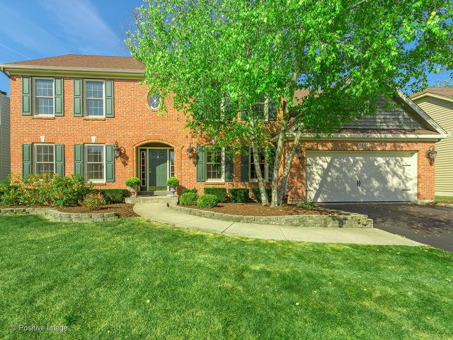 1445 Monarch Circle, Naperville, IL 60564 (MLS #09759217) :: The Wexler Group at Keller Williams Preferred Realty