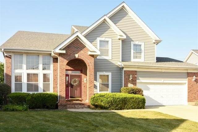 1440 Cornell Court, Wheeling, IL 60090 (MLS #09759227) :: Helen Oliveri Real Estate