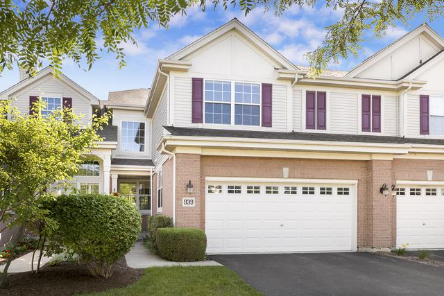 939 Winners Cup Court, Naperville, IL 60565 (MLS #09759252) :: The Wexler Group at Keller Williams Preferred Realty
