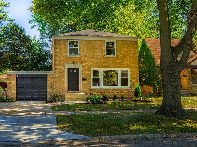 809 N Princeton Avenue, Arlington Heights, IL 60004 (MLS #09759291) :: Helen Oliveri Real Estate