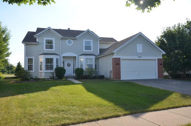 2258 Avalon Drive, Buffalo Grove, IL 60089 (MLS #09759292) :: Helen Oliveri Real Estate