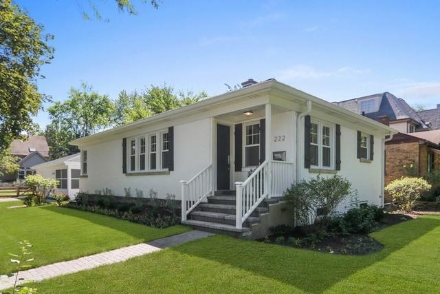 222 Center Street, Hinsdale, IL 60521 (MLS #09759297) :: The Wexler Group at Keller Williams Preferred Realty