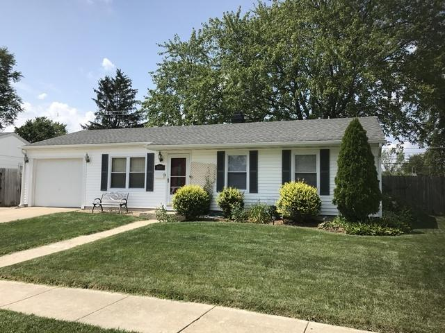 508 Kenyon Avenue, Romeoville, IL 60446 (MLS #09759302) :: The Wexler Group at Keller Williams Preferred Realty